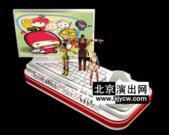 世博会花车巡游_北京演出公司为您提供全方位专业服务(北京演出网)