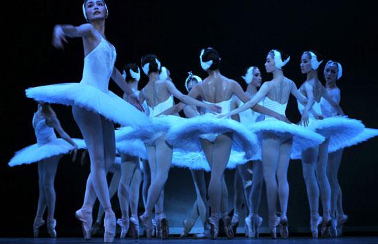 黑天鹅芭蕾舞 &